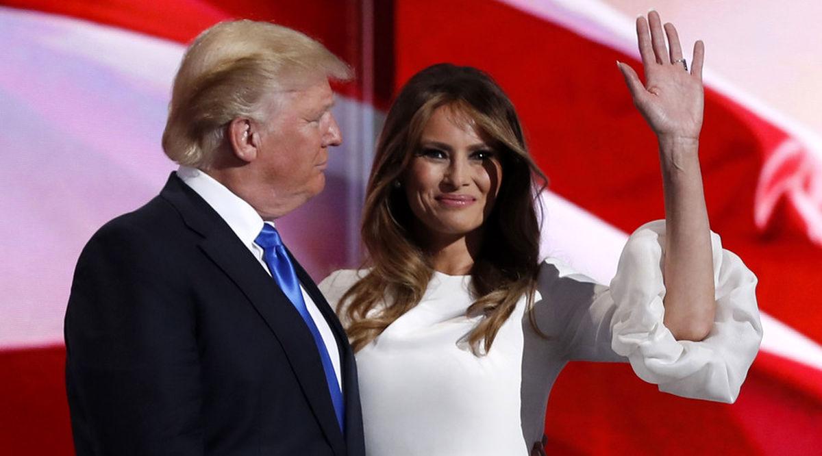 احتمال بازگشت کرونا به همسر ترامپ +عکس