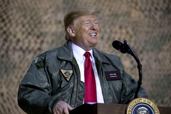 ترامپ پایان نقش پلیسی آمریکا را اعلام کرد