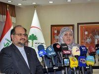 تاکید بر اهمیت همکاریهای پزشکی ایران و عراق