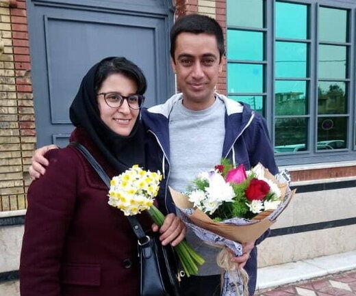 مهدی حاجتی، عضو شورای شهر شیراز آزاد شد