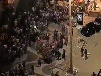 ورود خودرو به داخل جمعیت در برزیل ۱۵زخمی برجا گذاشت