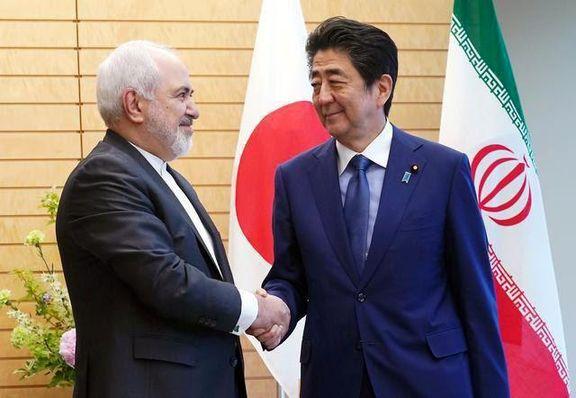 ظریف چهارشنبه با شینزو آبه دیدار میکند
