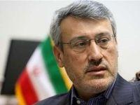 واکنش بعیدی نژاد، سفیر ایران در لندن به  تصویب CFT