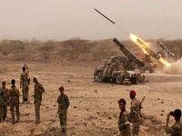 اصابت موشک ارتش یمن به مواضع سعودیها