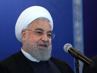 روحانی: بیش از ۴۲درصد کارمندهای دولت بانوان هستند +فیلم