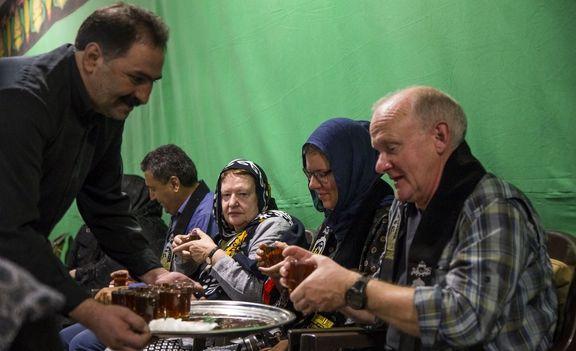 گردشگران اروپایی و آسیایی در صدر گردشگران محرم