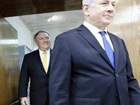دومین تماس تلفنی نتانیاهو با وزیر خارجه آمریکا طی 2روز