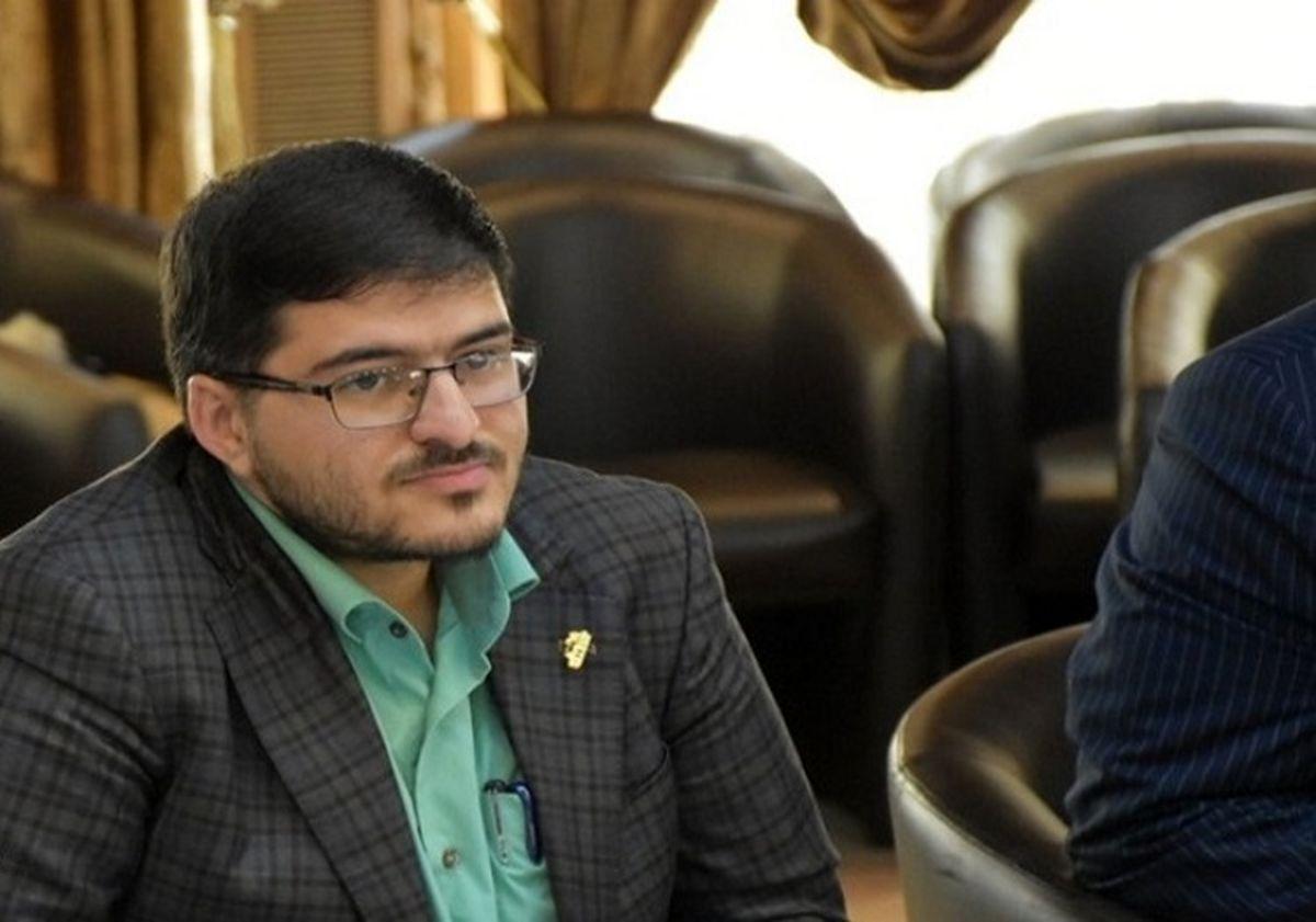 استوری حسین مطهری درباره دختر علی لاریجانی