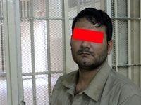 عاملان جنایت خانوادگی کوچصفهان به زندان رفتند