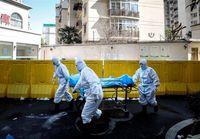 ایالت نیویورک در تعداد مرگومیر بر اثر کرونا از چین پیش افتاد