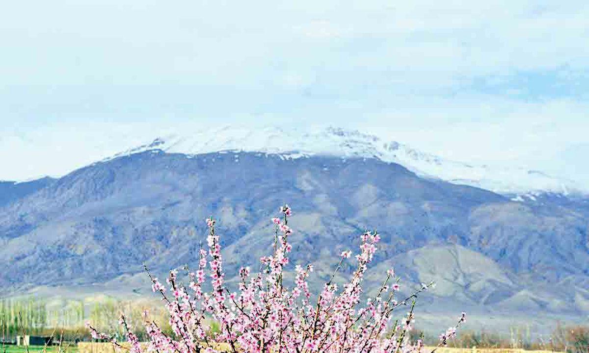 کوههایی که خورده شدند! +عکس