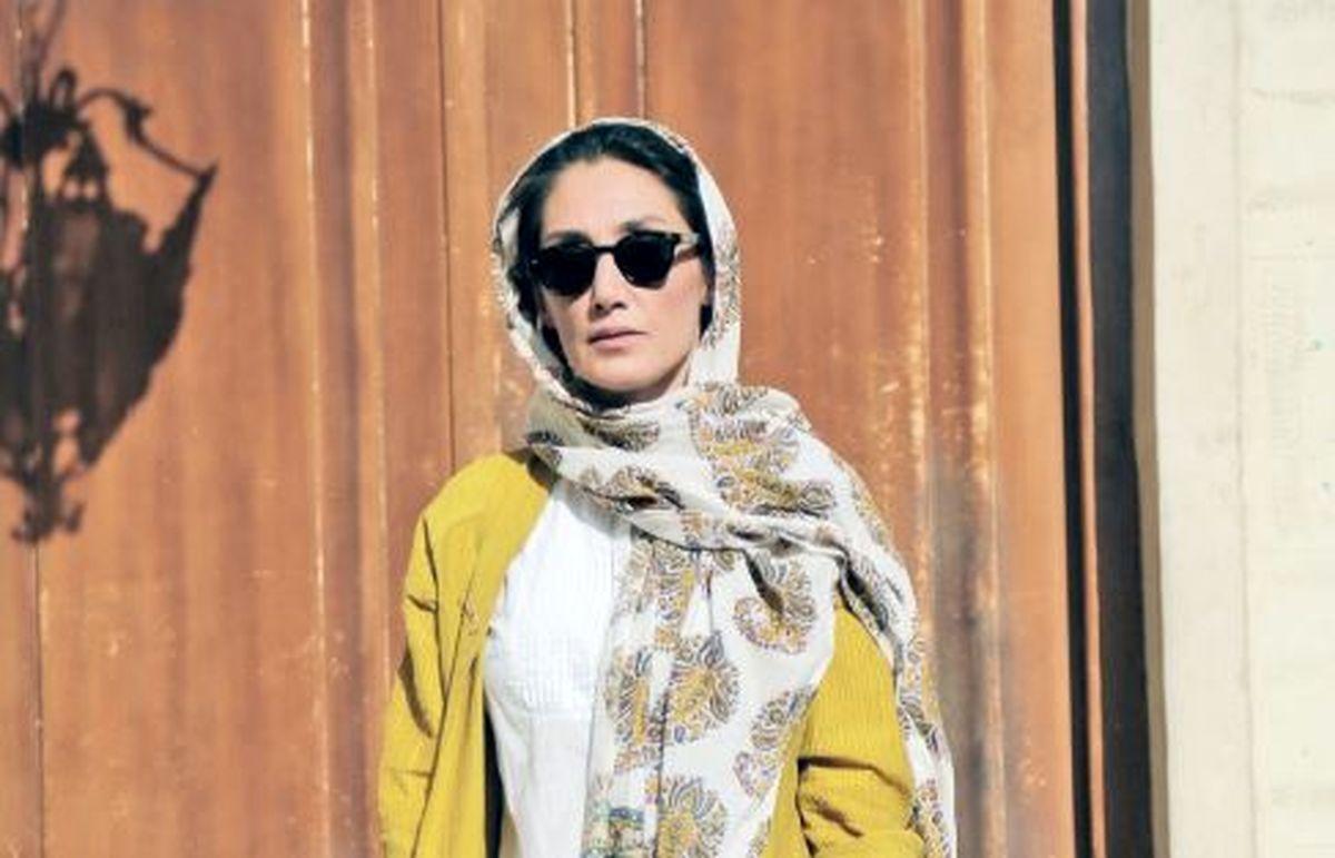 تصویر سانسور شده هدیه تهرانی در همگناه