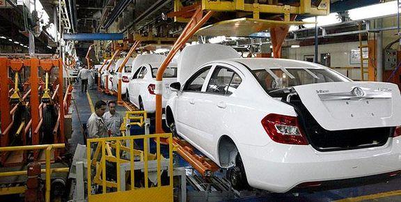 میزان ارزبری خودروهای داخلی چه قدر است؟