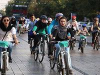 تبعات حذف زنان از دوچرخهسواری شهری