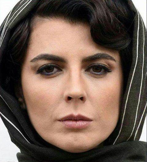 """رونمایی از گریم جدید لیلا حاتمی در """"ما همه با هم هستیم"""" +عکس"""