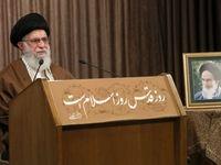 تاکید رهبر ایران بر تداوم مبارزه برای آزادی سازی فلسطین