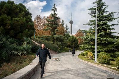 نخستین ماه تابستان هوای تهران خوب بود
