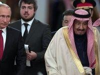 گفتوگوی تلفنی پوتین و پادشاه عربستان
