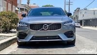 نگاهی به Volvo S90 +عکس