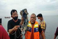 لاشه هواپیمای مسافربری اندونزی در شمال جاکارتا پیدا شد