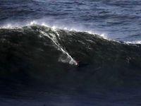 غول پیکرترین امواج ساحلی +تصاویر