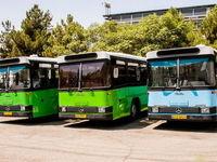 خدماترسانی اتوبوسرانی از ۱۵اسفند