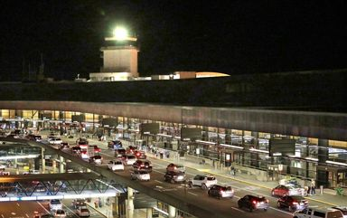 هواپیمایی که در آمریکا ربوده شد