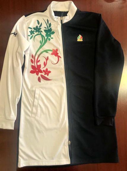 لباس بانوان ورزشکار ایران در المپیک آسیایی  +عکس