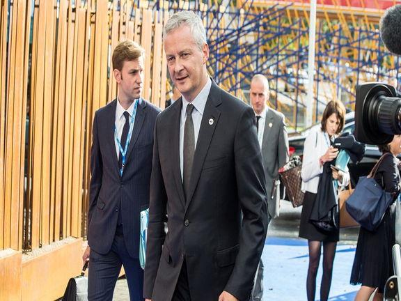 وزیر دارایی فرانسه: آمریکا پلیس اقتصادی دنیا نیست