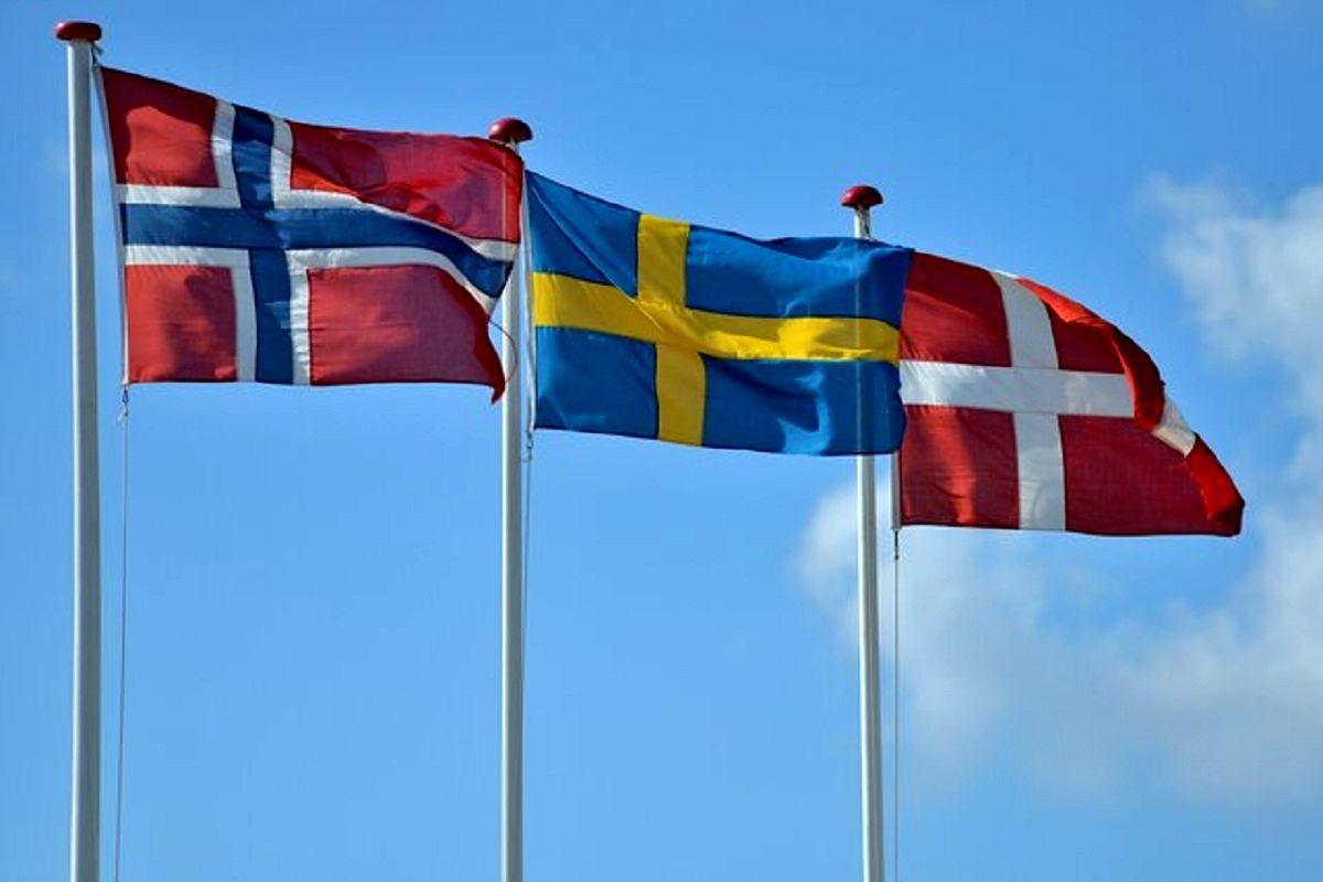نرخ بیکاری کشورهای اسکاندیناوی چقدر تغییر کرد؟