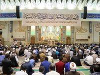 مراسم بزرگداشت ارتحال امام خمینی(ره) در قم +عکس