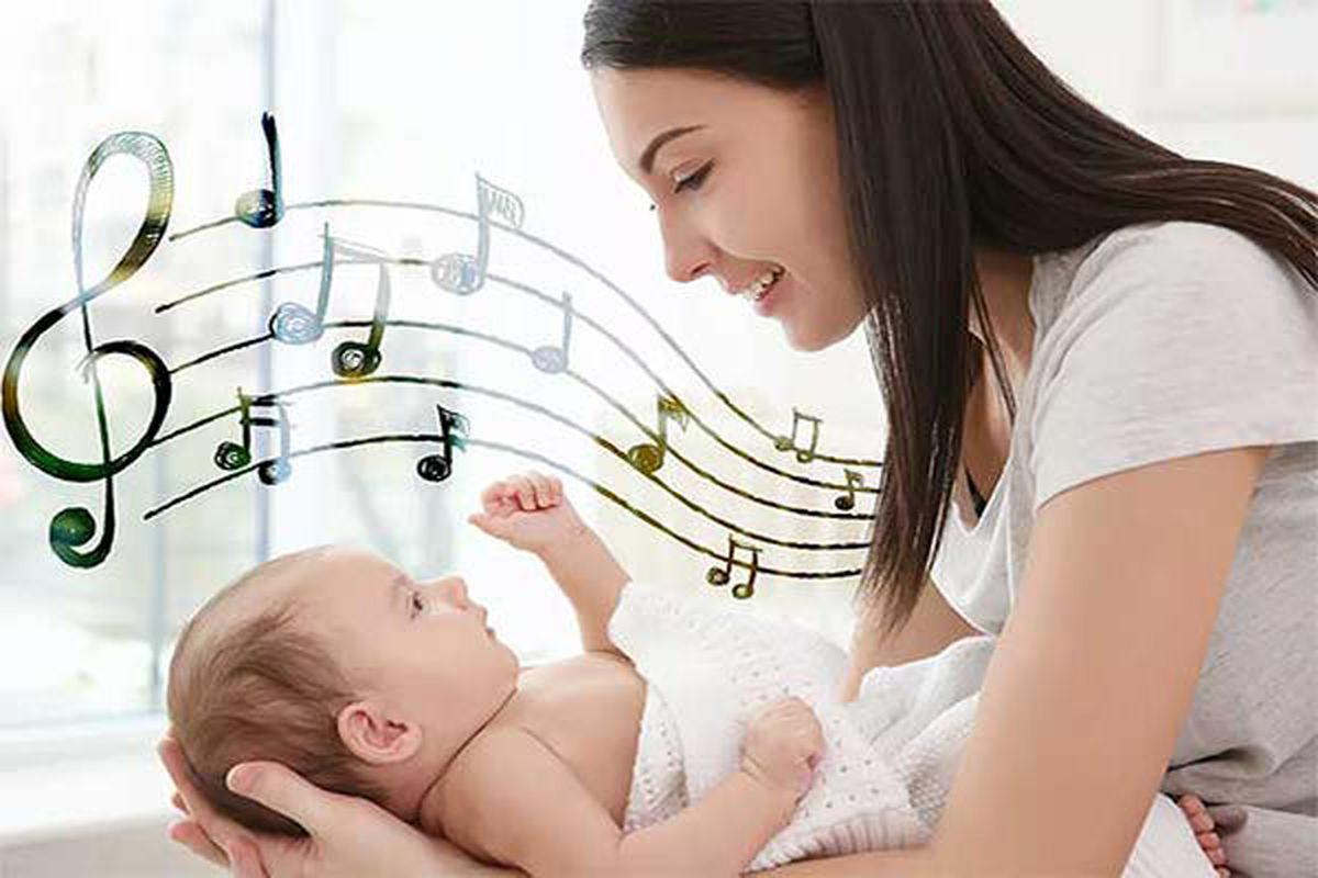 تاثیر شگفت انگیز صوت مادر در تسکین درد نوزاد