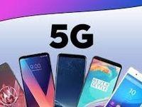 نام گوشیهای ۵G تغییر میکند؟