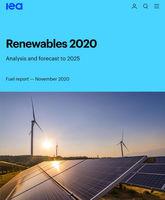 رکورد در رشد انرژیهای تجدیدپذیر با وجود بحران کرونا