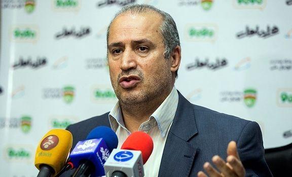عذرخواهی رئیس فدراسیون فوتبال از مردم ایران