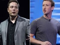 کتککاری مدیرعامل تسلا با مدیرعامل فیسبوک