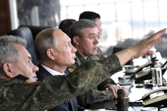 روسیه توان نظامی خود را افزایش می دهد