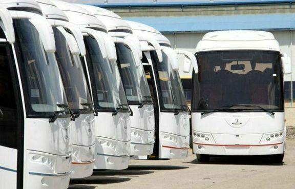 قیمت بلیت اتوبوس ۲۰درصد افزایش یافت