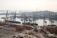 توقف عبور نفت برزیل از تنگه هرمز