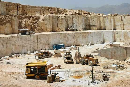 ایران یک درصد از ذخایر معدنی خود را استخراج میکند