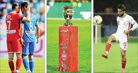 سه بلاتکلیفی فوتبال ایران