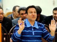 دومین جلسه رسیدگی به اتهامات حسین هدایتی +تصاویر