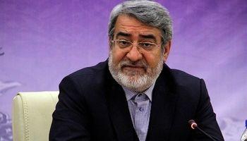 وزیر کشور از آبگیری بیش از ۹۰درصد هورالعظیم خبر داد