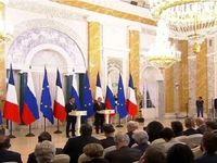در جلسه مهم پوتین و ماکرون درباره « برجام »چه گذشت؟