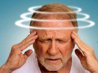 دلایل سرگیجه هنگام برخاستن