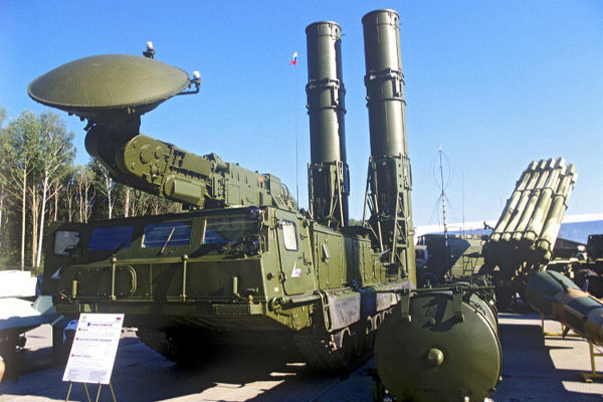 استقرار سامانه دفاع موشکی «اس-۳۰۰» ایران در بوشهر