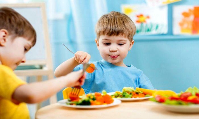 اطلاعات ایمنی مواد غذایی برای کودکان 5 سال و کوچکتر