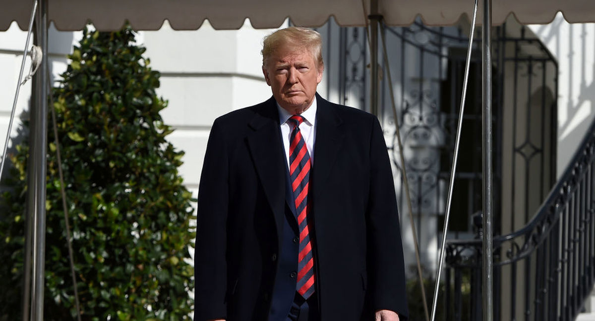 ترامپ: ایران هرگز بمب اتم نخواهد داشت