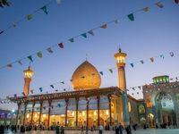 بزرگداشت روز ملی شاهچراغ(ع) در شیراز +تصاویر