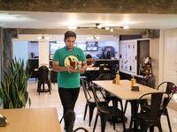 کافه افغانستانیها در تهران +عکس